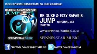 BK Duke & Ezzy Safaris - Jump (Original Mix) - SSM028