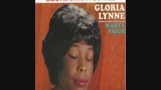 Gloria Lynne - The Folks Who Live On The Hill