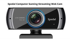 Spedal Computer Gaming Streaming Web Cam