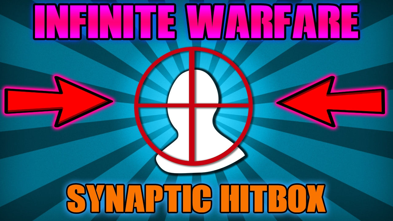 Infinite Warfare Synaptic Hitbox Problem Proof The Hitboxes Are
