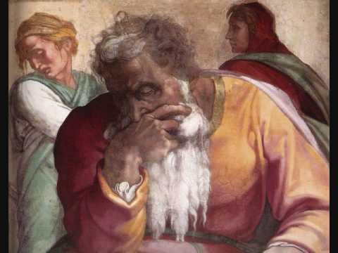 Durante - Lamentationes Jeremiae Prophetae - Mov. 3-6/9