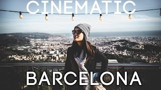 Cinematic Barcelona | Our Awesome Honeymoon Adventure