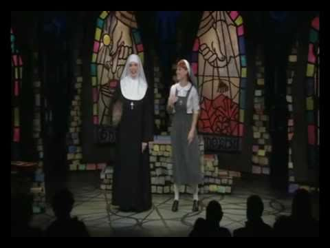 The Divine Sister  Excerpt 1 Charles Busch and Amy Rutberg