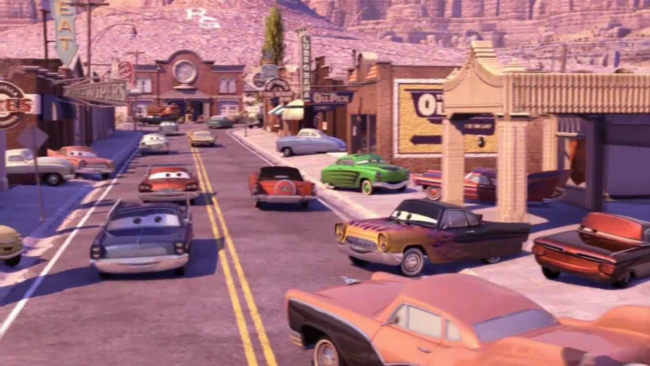 Image result for cars our town