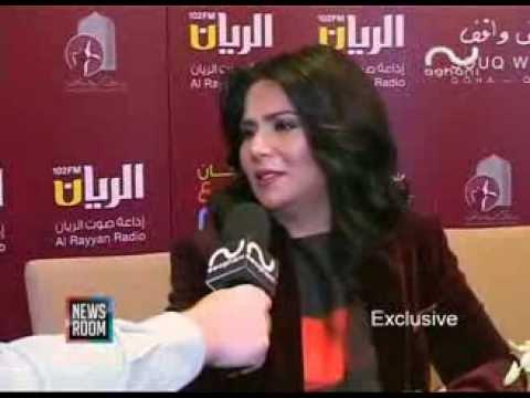 Nawal نوال الكويتية من سوق واقف: أسعى لتقديم اغنية باللهجة اللبنانية