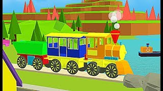 3D Toy Train - Game Kereta Untuk Anak (Android Game)