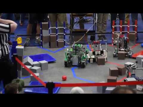 Finals Match #4 w/ FTC 7209 - Arkansas Championship (Relic Recovery)