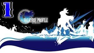Valkyrie Profile 2: Silmeria - Capitulo 1 en Español: De vuelta al Valhalla