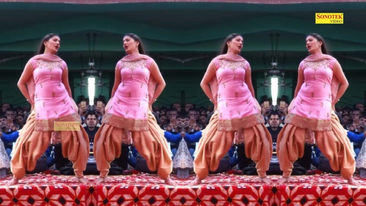 Download 2021Sapna चौधरी का डांस देखने वालो की भीड़ बेकाबू वेटिंग में भी हाउस फुल | New Song | Trimurti