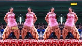 सपना चौधरी का डांस देखने वालो की भीड़ बेकाबू वेटिंग में भी हाउस फुल | New Dance 2018 | Trimurti