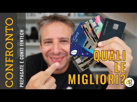LA MIGLIOR PREPAGATA e CONTO SMART (Hype, BuddyBank, Revolut, N26, Satispay, iCard)