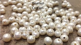Video How to make a Beaded Curtain download MP3, 3GP, MP4, WEBM, AVI, FLV Agustus 2018
