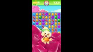 Candy Crush Jelly Saga Level 8 New No Boosters