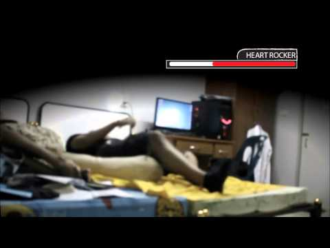หมาป่าอยู่หลังห้อง + Sound Effect