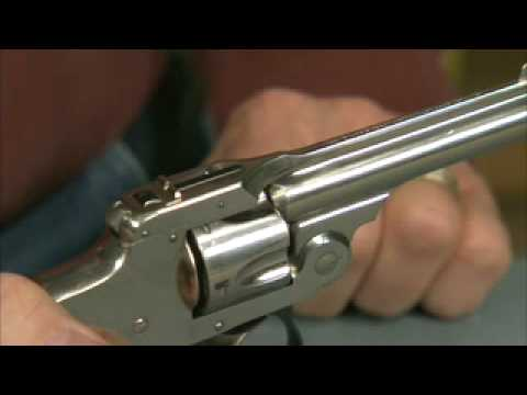 Smith and Wesson 32 Safety Hammerless First Model