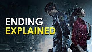 Resident Evil 2: Remake All Endings Explained | FULL SPOILERS