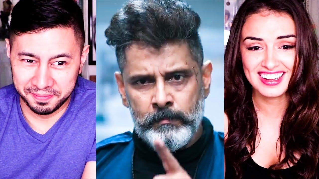 Download KADARAM KONDAM | Kamal Haasan | Chiyaan Vikram | Teaser Reaction!