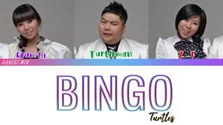 Download Mp3 거북이 Turtles  빙고 Bingo  Color Coded Lyrics Han/rom/eng