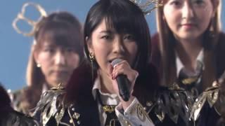 [2016-12-31] AKB48 – RIVER + Kimi wa Melody (67th NHK Kouhaku Uta Gassen)