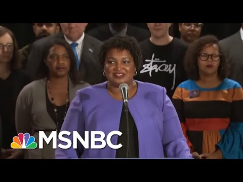 Senator Chuck Schumer: Stacy Abrams To Deliver Democratic Response To SOTU | Velshi & Ruhle | MSNBC
