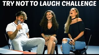 Try Not To Laugh Challenge - GONE WRONG  😱