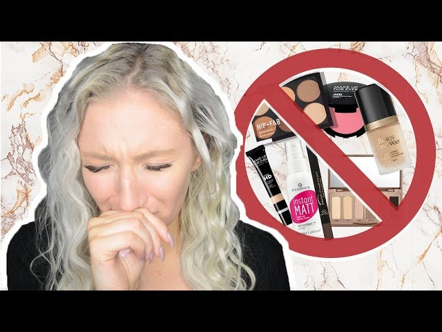 TOTAL NO BUY - WHY IM NOT BUYING MAKEUP IN 2018!