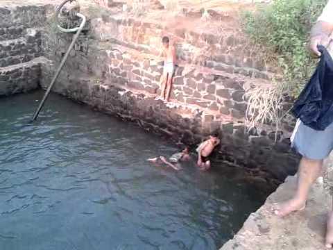 Enjoy swimming @ Shelewadi Kolhapur