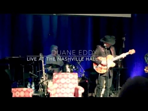 DUANE EDDY live in nashville 2016