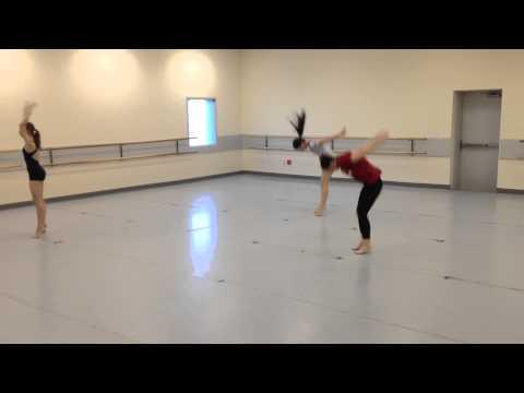 Tallahassee Ballet School - High school students