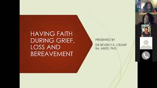 Rejuvenate Church Grief Seminar