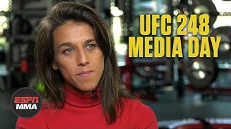 Joanna Jedrzejczyk ready to prove the doubters wrong vs. Zhang Weili   UFC 248   ESPN MMA