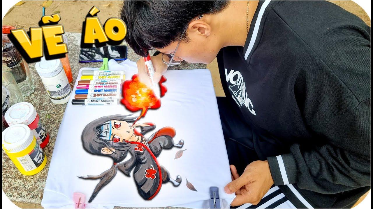 Tony | Thi Vẽ ÁO THUN Tặng Fan