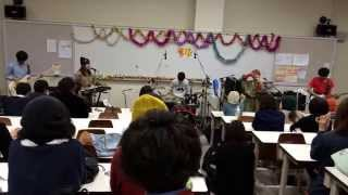 広島のパスピエコピーバンド まほろば祭2013@安田女子大学.