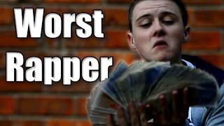 Video The Worst Rapper on Earth download MP3, 3GP, MP4, WEBM, AVI, FLV Juni 2018