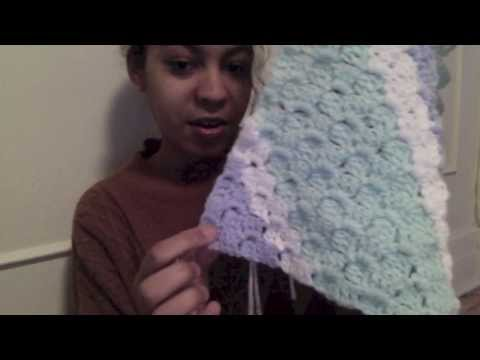 Learn How to Crochet a Blanket in Just 15 Mins!