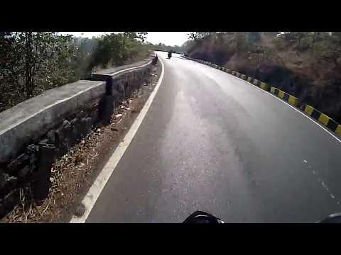 Ride to Kasara Ghat, Uphill. KTM Duke 390, Ninja 250R, CBR 250R, Duke 200, Pulsar 180