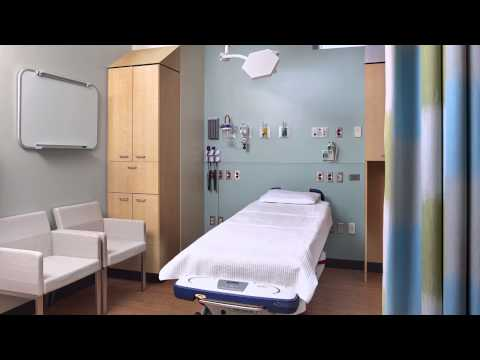 Ocean Medical Center's New Emergency Department