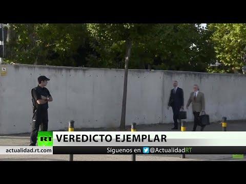 España: La Audiencia Nacional condena al Partido Popular por corrupción en el caso Gurtel