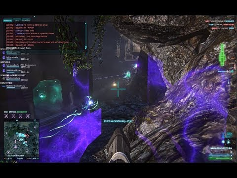 Planetside 2 - MASSIVE 200 people 3-Factionbattle in Allatum! 10.6.2017 |Cobalt