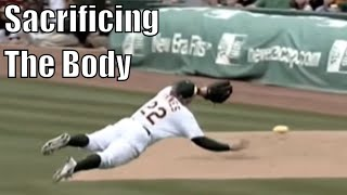 MLB All Out Diving Catches Compilation