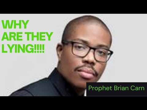 Queen Of False Prophets Brian Carn Admitted after being REBUKED by Bishop Demetrius Sinegal