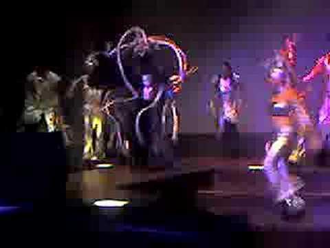 Deep impact dancers