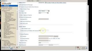 Creating a ShoreTel Mobility User pt1