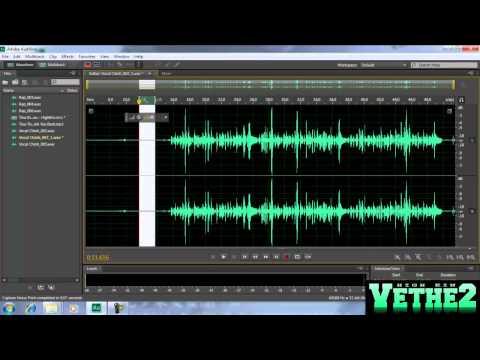 [Phần 2/3] Hướng dẫn cài đặt, thu âm với Adobe Audition CS6 bởi vethe2