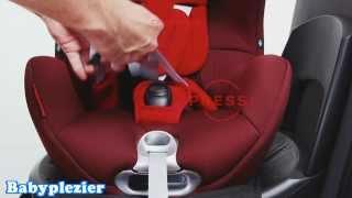 Cybex Sirona installeren en gebruiken
