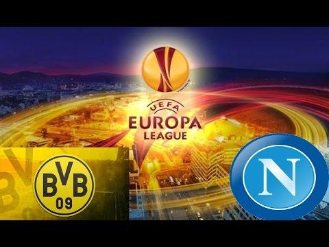 FIFA 16 - Evropská liga (Finále) - Borussia Dortmund vs. Neapol