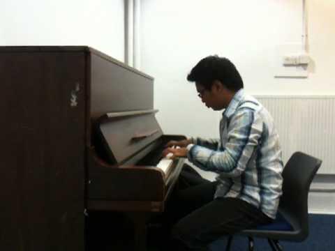 Tìm lại giấc mơ (piano ver) - hungfox