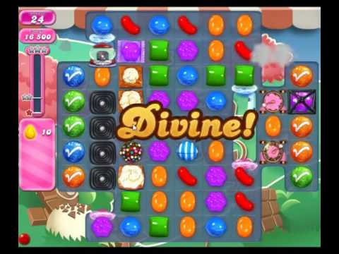 Candy Crush Saga Level 2072 - NO BOOSTERS