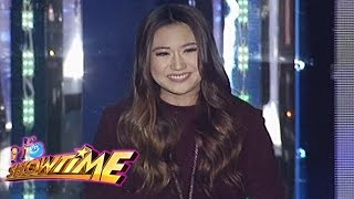 """It's Showtime Singing Mo To: Morissette Amon sings """"Price Tag"""""""