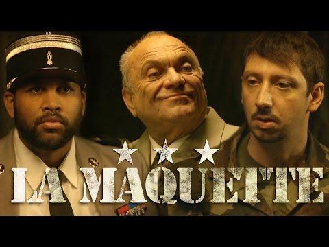 La Maquette (avec Monsieur Poulpe et Kevin Razy)